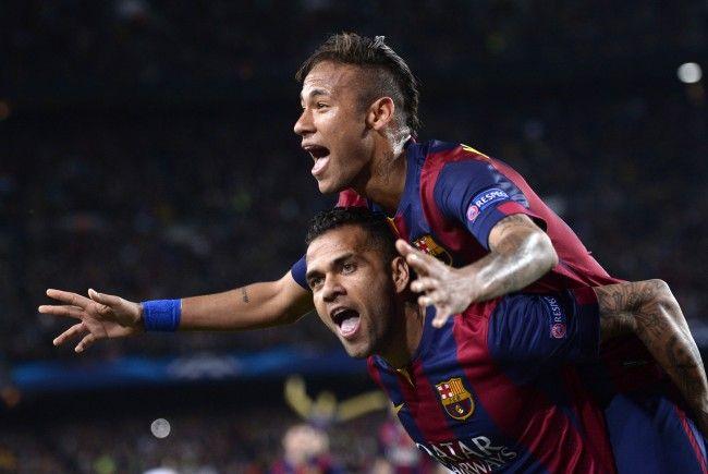 Hier wird das Champions League-Achtelfinale zwischen Paris Saint-Germain und FC Barcelona übertragen.