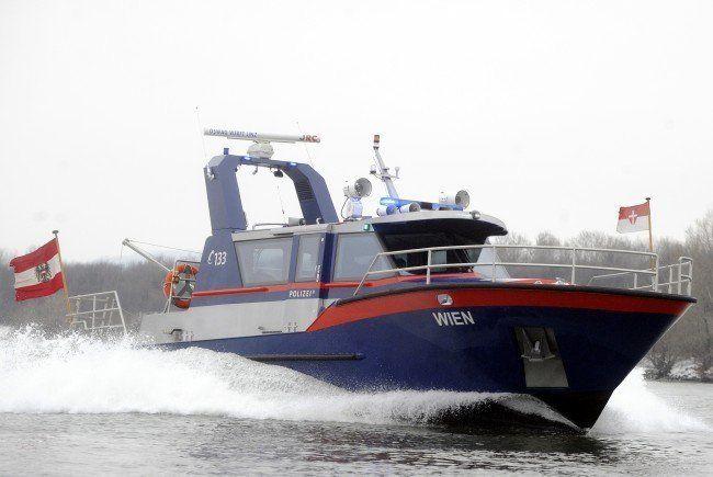 Am Donaukanal kam es zu einem schweren Unfall mit einem Todesopfer