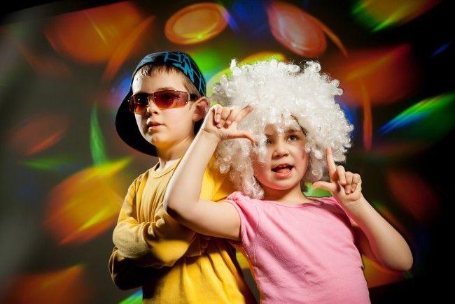 Das Faschingsfest im Schönbrunner Kindermuseum bietet ein breites Unterhaltungsprogramm