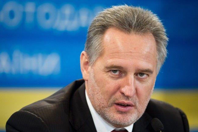 Am Landesgericht Wien wird über die Haft von Dimitry Firtasch entschieden