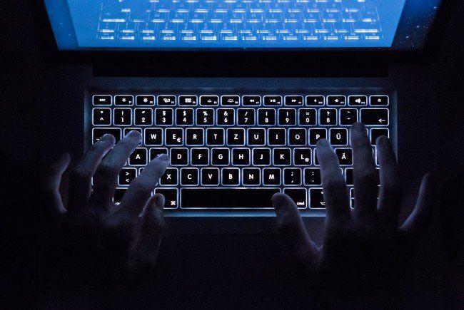 Die Internetseite des Parlaments wurde Ziel eines Hackerangriffs