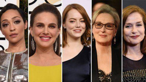 Hollywooddiven rittern um den Oscar für beste Hauptdarstellerin