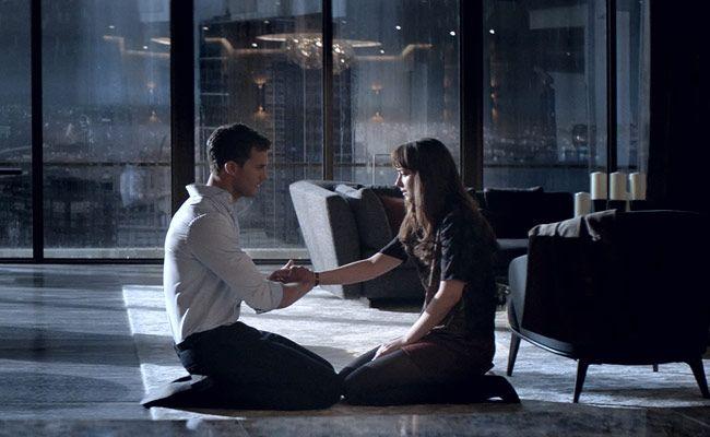 """Die Hauptdarsteller von """"Fifty Shades of Grey"""" im Interview"""