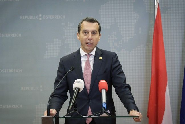Bundeskanzler Kern besucht am Donnerstag und Freitag Serbien