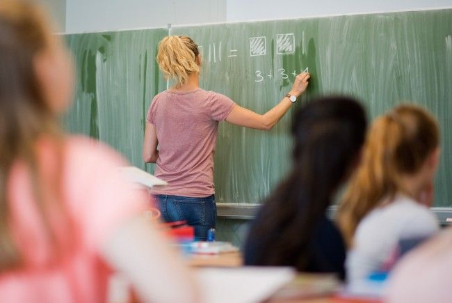 Eine neue Studie zum Lehrpersonal bei der Zentralmatura