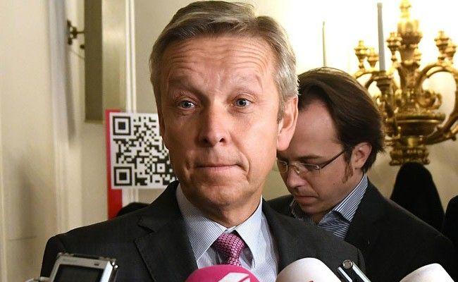 ÖVP-Klubobmann Reinhold Lopatka sprach über die Rolle des Bundespräsidenten