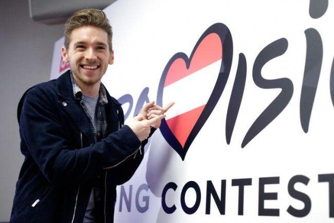 Nathan Trent geht für Österreich an den ESC-Start.