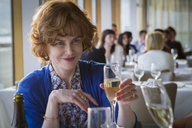 Schauspielerin Nicole Kidman im Interview
