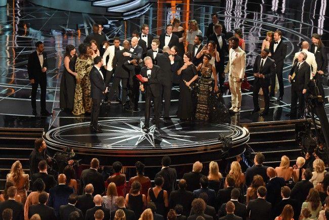Die 89. Oscar-Verleihung endet mit einer großen Panne