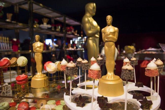 Starkoch Wolfgang Puck bitten nach den Oscars zu Tisch