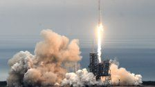 Raumkapsel im zweiten Anlauf zur ISS gestartet