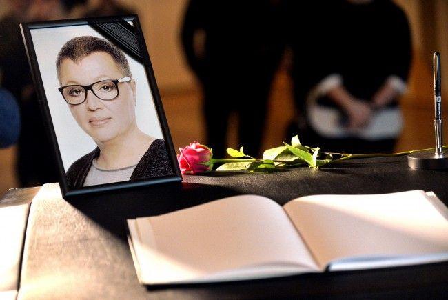 Die Trauerfeier für Sabine Oberhauser findet am Sonntag statt