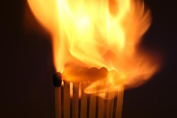 Aus verschmähter Liebe wurde ein Wiener zum Brandstifter