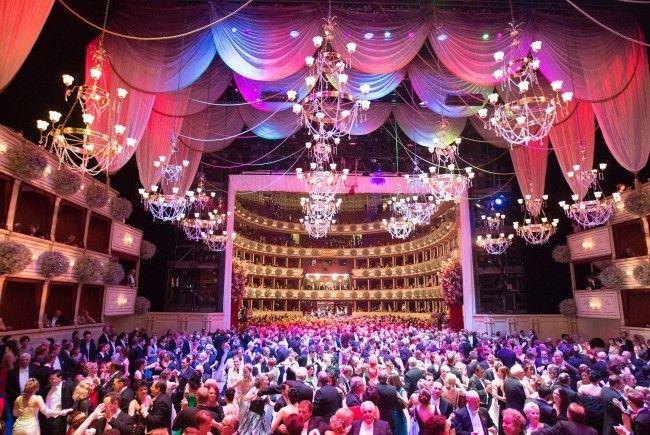 Hier finden Sie alle Bilder zum Wiener Opernball 2017.