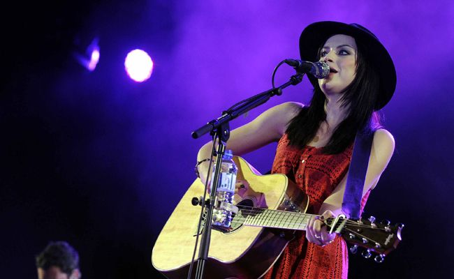 Amy Macdonald kommt mit neuem Album im Gepäck nach Wien.