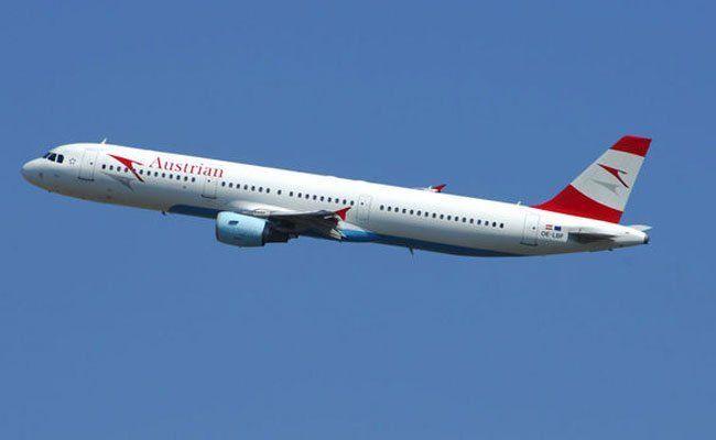 Boeing 777 der AUA außerplanmäßig in Istanbul gelandet