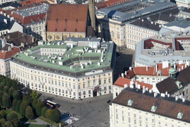 Mauerbau im Regierungsviertel sorgt für Kritik