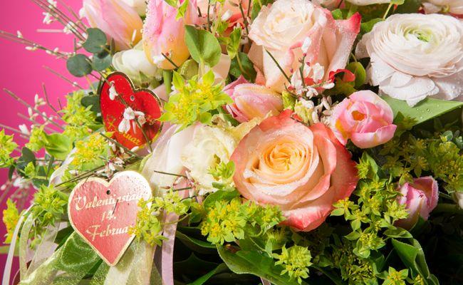 Florale Trends Zum Valentinstag: Pastellige Frühlingstöne Und Vintage