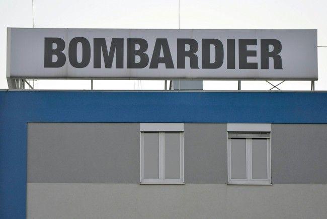 Die Zukunft des Bombardier-Standortes in Wien ist ungefährdet.