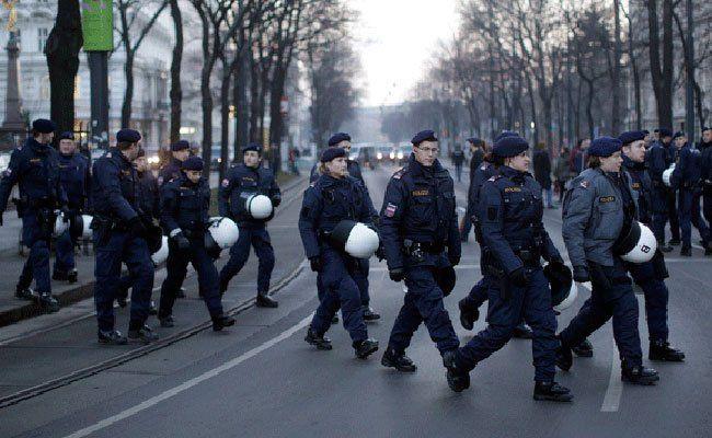 Demo am Samstag in Wien geplant.