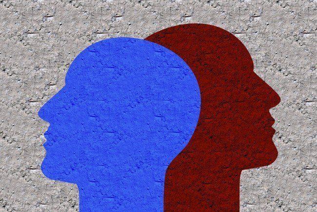 Eine optische Täuschung soll zeigen ob eine Neigung zu Schizophrenie besteht.