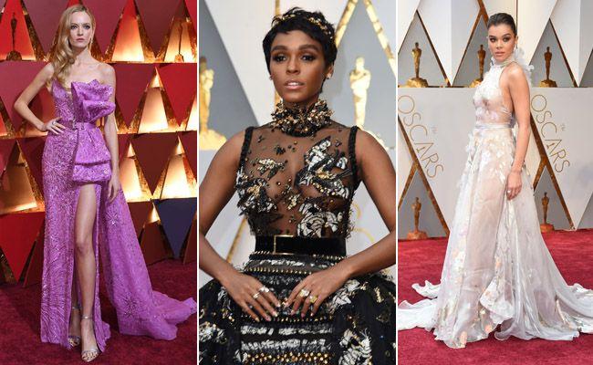Das waren die Fashion-Flops bei den Oscars 2017.