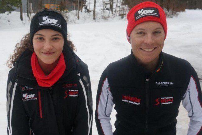 Chantalle Keckeis gewinnt ÖSV Testrennen