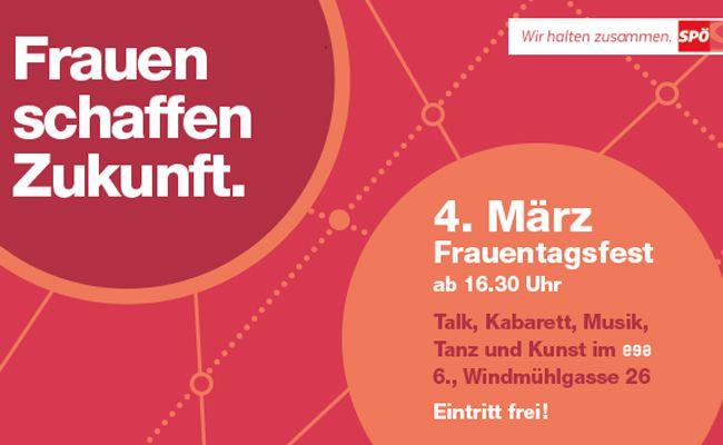 Am 4. März findet wieder der Frauentag im ega statt.