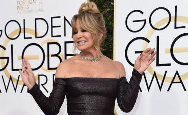 Goldie Hawn kommt zum Wiener Opernball.