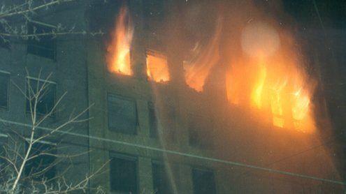 Großbrand vernichtete vor 30 Jahren Steyr-Daimler-Puch Haus