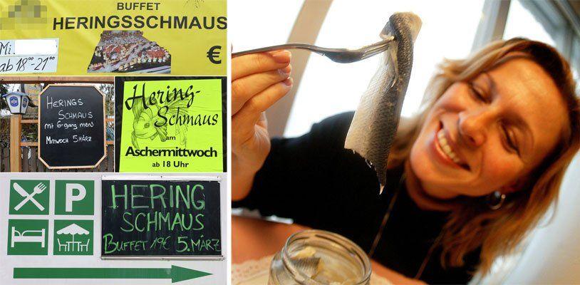 Heringsschmaus in Wien: Beste Lokale