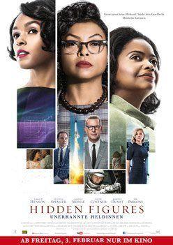 Hidden Figures – Unbekannte Heldinnen – Trailer und Kritik zum Film