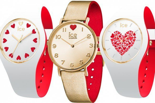 Die ICE Love-Modelle von ice-watch