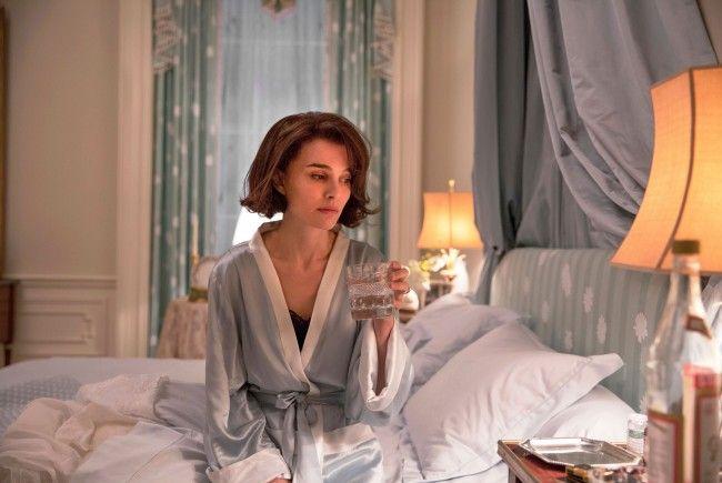 """Natalie Portman ist nominiert für """"Jackie"""" - sie spielte Jackie Kennedy"""