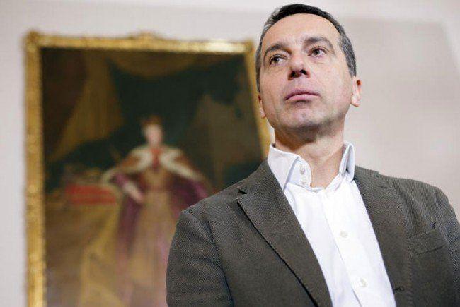 Kern geht mit der FPÖ scharf ins Gericht.
