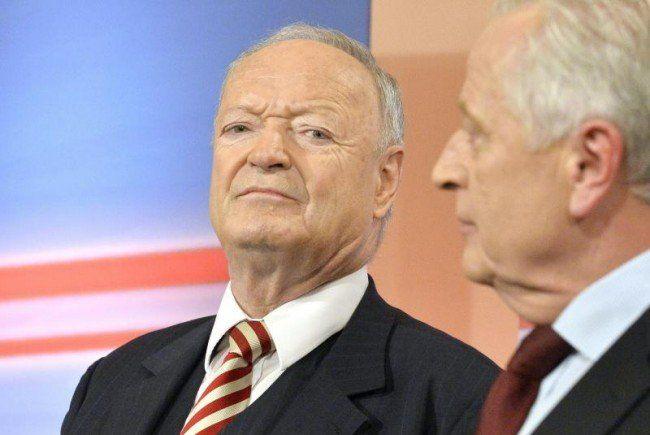 So viel gab die ÖVP für Khols Wahlkampf aus.