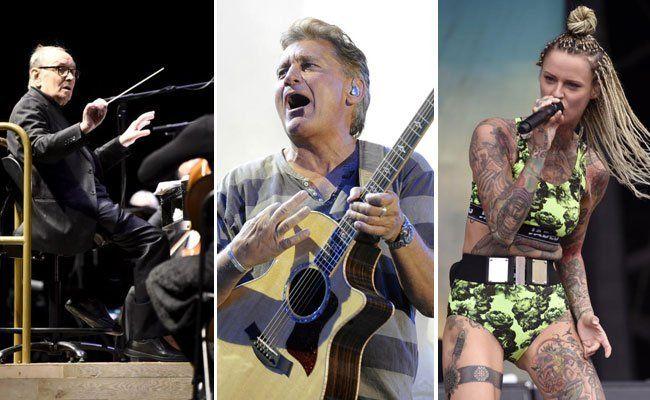 Viel Abwechslung bieten die Konzerte im Februar.