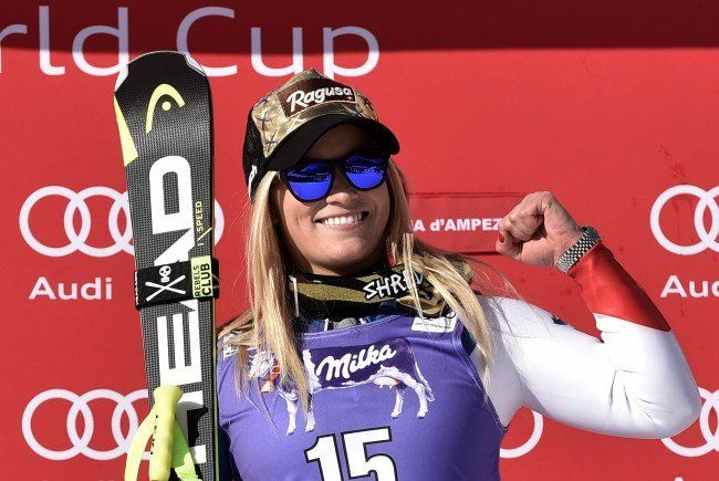 LIVE: Lara Gut startet als Favoritin in den Super-G der Ski-WM.