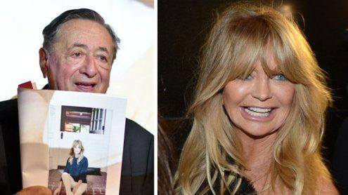 """Lugner: """"Goldie Hawn will doch nur alleine durch Wien gehen"""""""