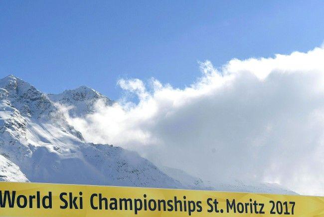 Absage: Nebel verunmöglichte die Abfahrt der Herren am Samstag in St. Moritz
