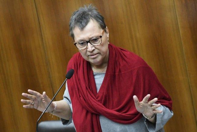 Sabine Oberhauser ist tot
