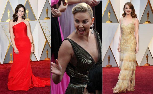 Das waren die schönsten Outfits bei den Oscars 2017.