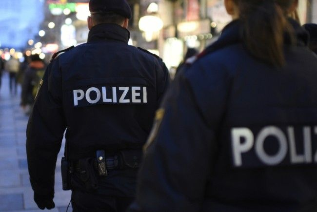 Mehr Polizisten in Österreich.