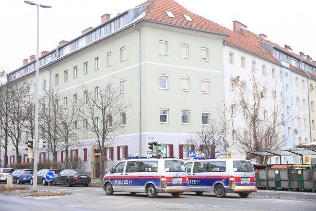 Anti-Terroreinsatz in Graz: Hier kam es zu den Festnahmen