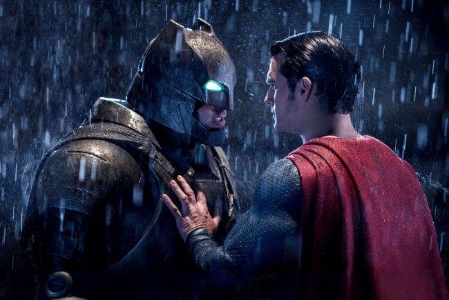 """""""Abräumer"""" bei den """"Razzies"""": """"Batman v Superman: Dawn of Justice"""""""
