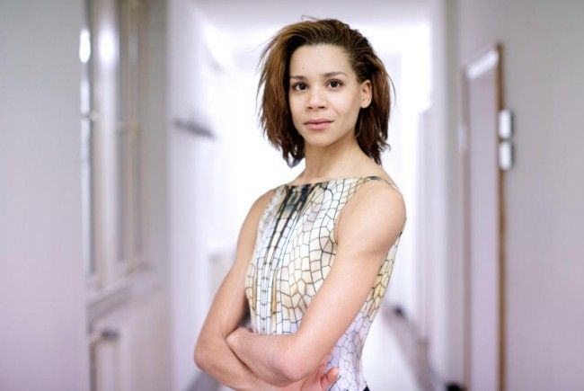 Die Balletttänzerin Rebecca Horner ist nun Solistin der Staatsoper.