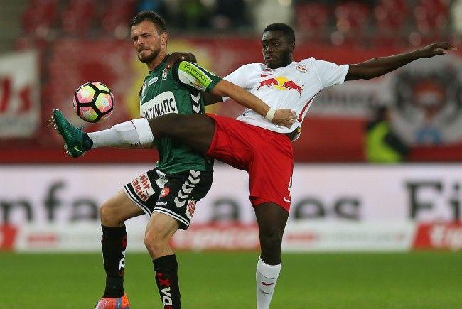 LIVE-Ticker zum Spiel SV Ried gegen Red Bull Salzburg ab 16.30 Uhr.