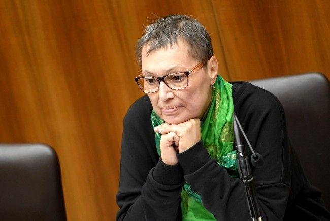 Sabine Oberhauser ist erneut im Krankenhaus.