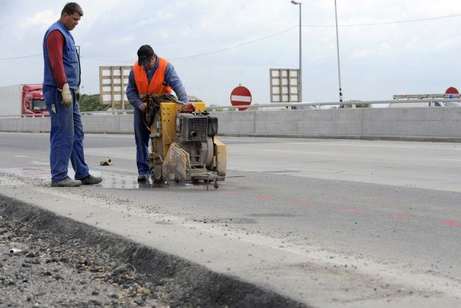 Die Sanierung der A2 geht ab 13. Februar in die nächste Runde.