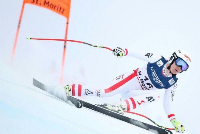 Kirchgasser ÖSV-Medaillenhoffnung in der alpinen Kombination